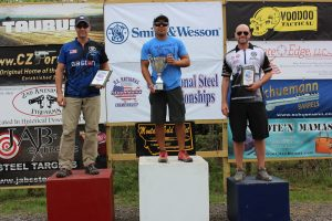 K.C. Eusebio Leads 2015 US National Steel Championship