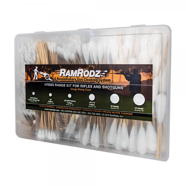 Range Kit for Rifles and Shotguns
